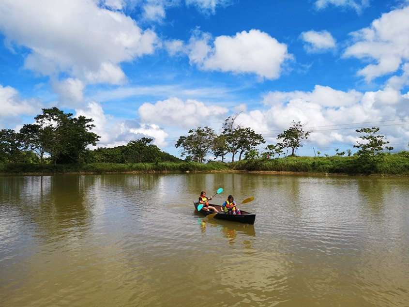 Kayaking or Boating Adventure.