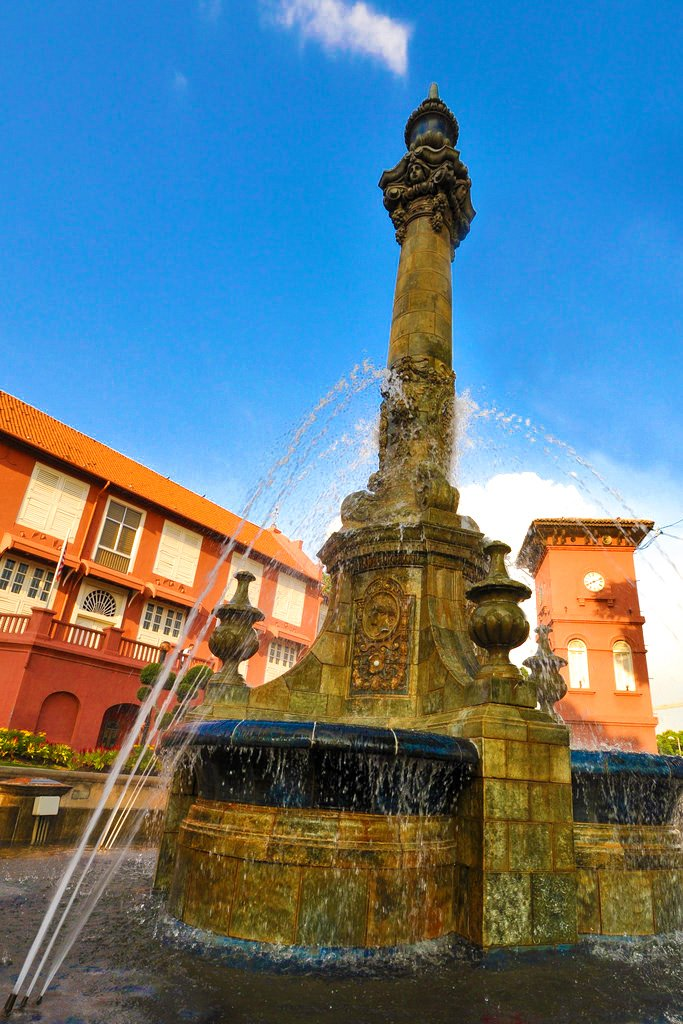 Queen Victoria Fountain Melaka