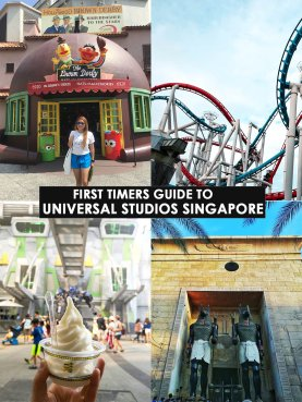 Universal Studios Singapore Guide