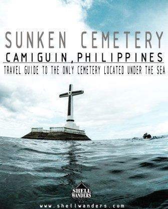 SUNKEN CEMETERY CAMIGUIN PH