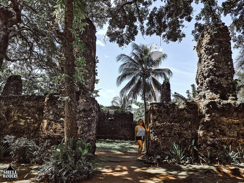 TRAVEL GUIDE TO OLD CHURCH RUINS CAMIGUIN PH 2