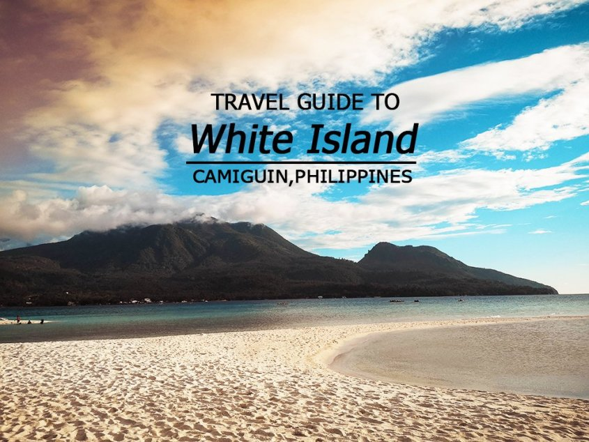 GUIDE TO CAMIGUIN PHILIPPINES WHITE ISLAND