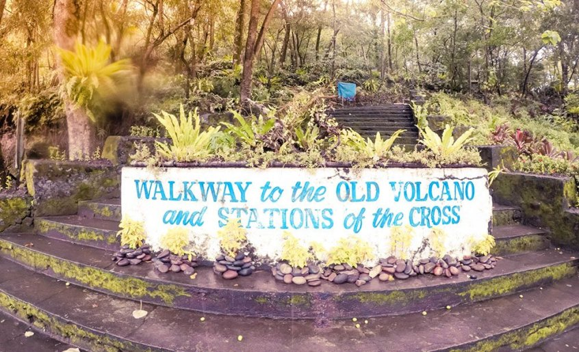 WALKWAY OF THE CROSS