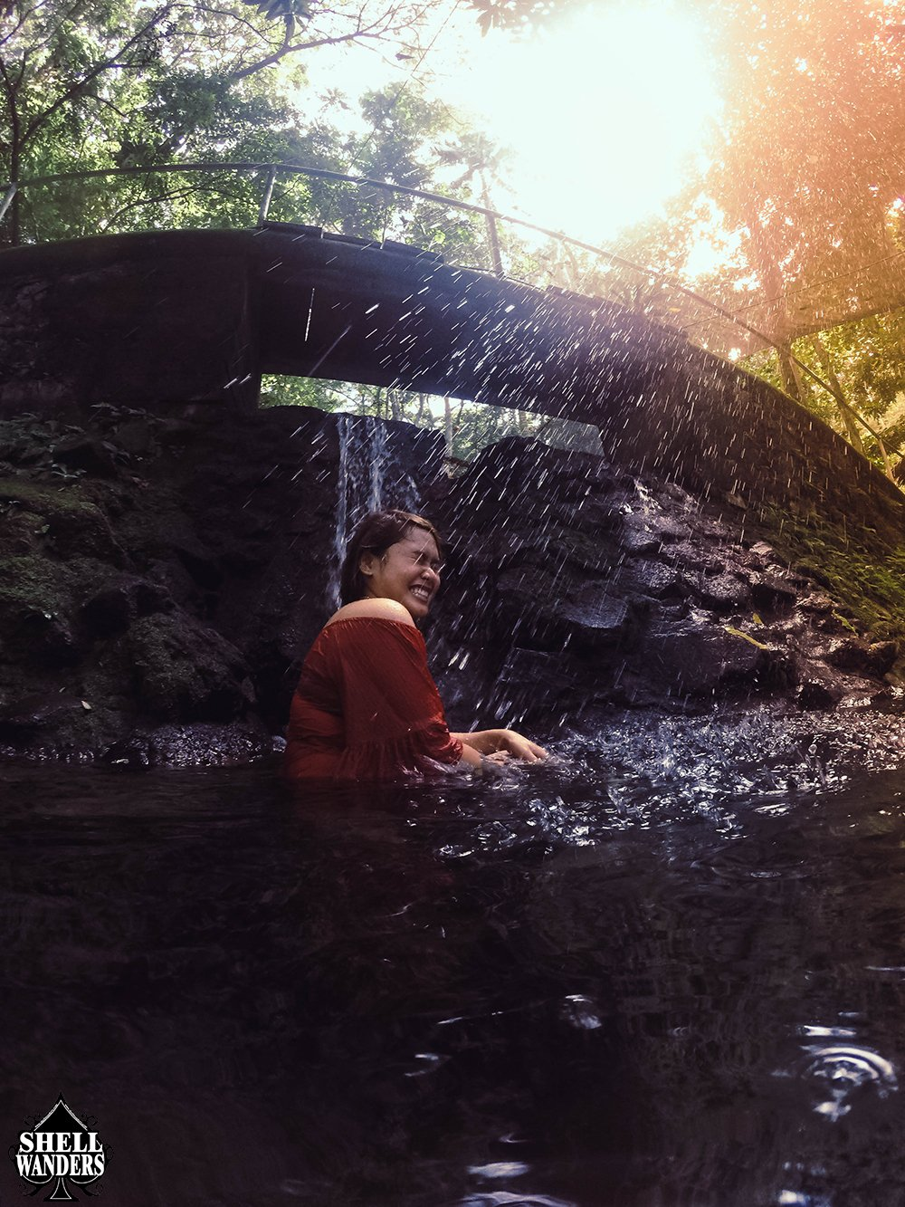 travel guide to ardent hot spring camiguin ph