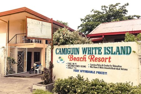 camiguin white island beach resort