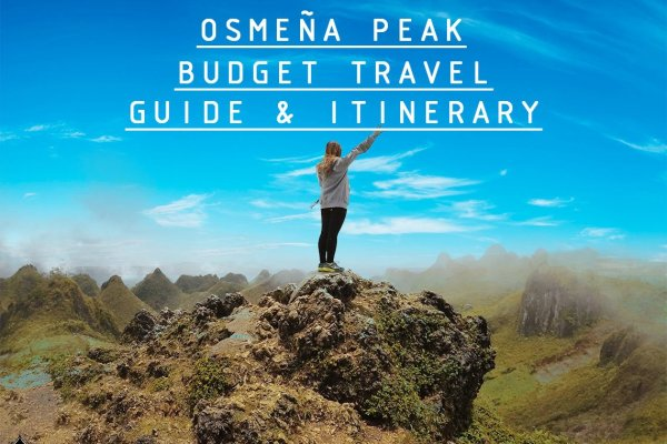 Osmeña Peak Cebu: Budget Travel Guide and Itinerary