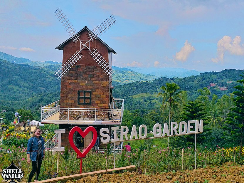 Cebu Sirao Garden : How to Get There