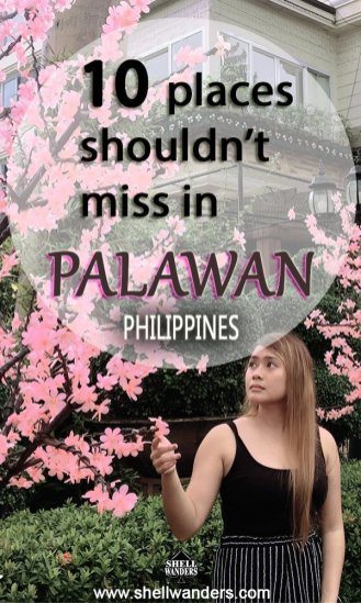 10 PLACES NOT TO MISS IN PALAWAN PH