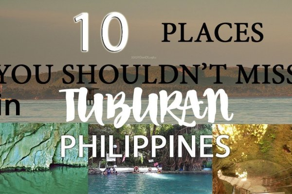 10 Places You Shouldn't Miss in Tuburan, Cebu