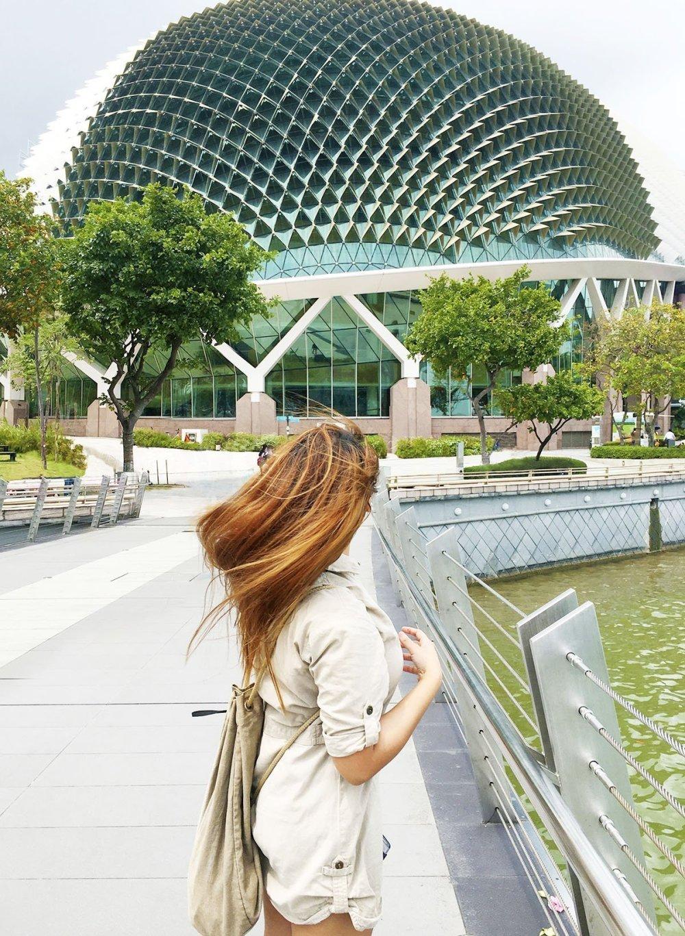 SHELLWANDERS AT MARINA BAY SINGAPORE