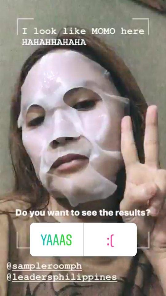Mojito Face Mask