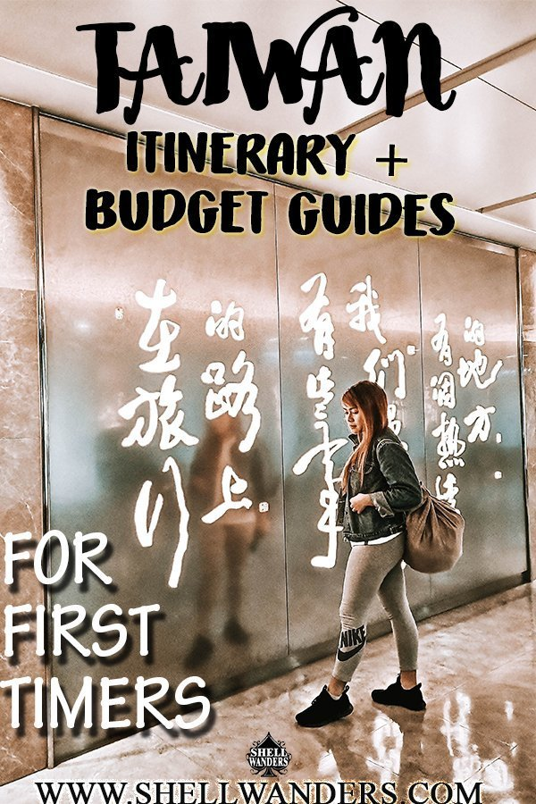 FIRST TIMERS GUIDE TO TAIWAN