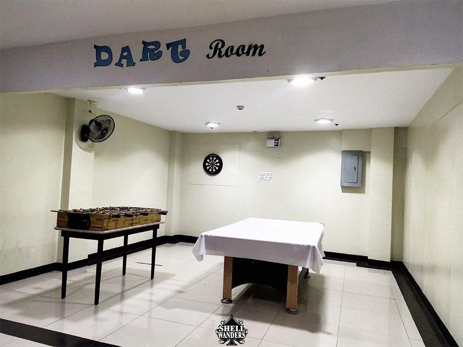 game room palmbeach resort & Spa