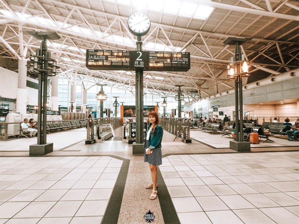 Taiwan High Speed Rail Station