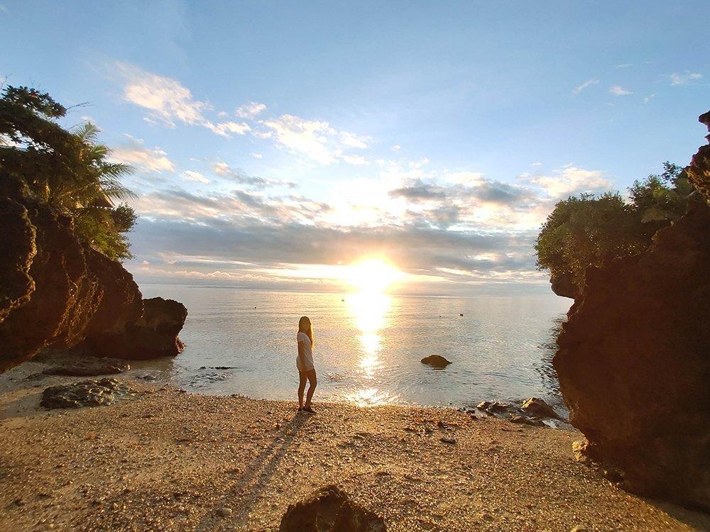 Bunzie's Cove Sunrise