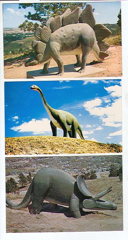 Dinosaur World Eureka Springs : dinosaur, world, eureka, springs, DINOSAUR