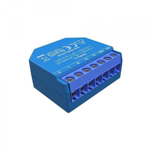Wi-Fi реле для выключателей Shelly 1L