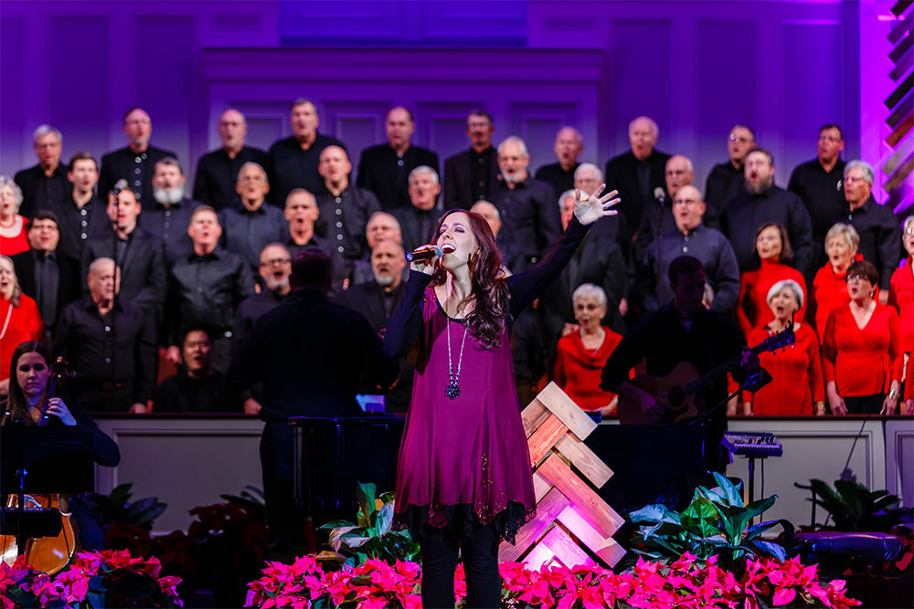 Shelly E. Johnson - 2017 Christmas is Beautiful Tour