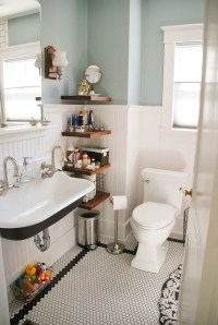 Bathroom Renovation // Before and After | ShellyMade