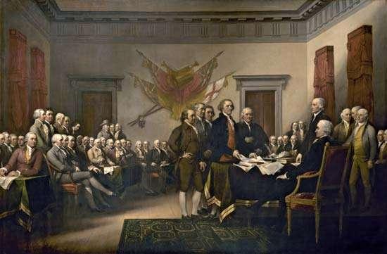 Founding Fathers John Trumball