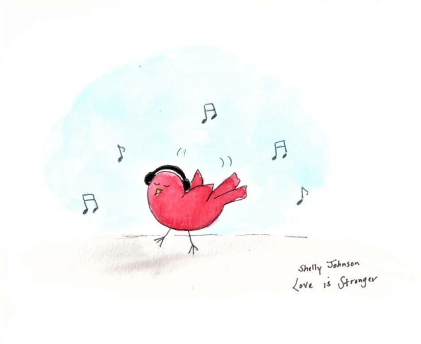 Bird and music