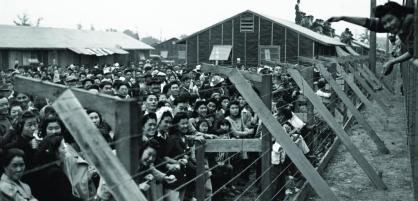 Japanese internmen camps