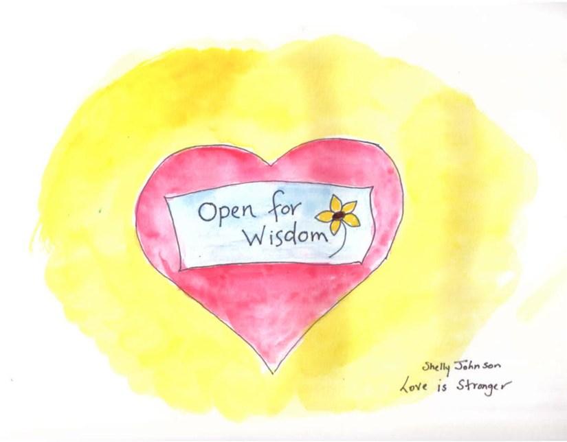 Open for Wisdom #2