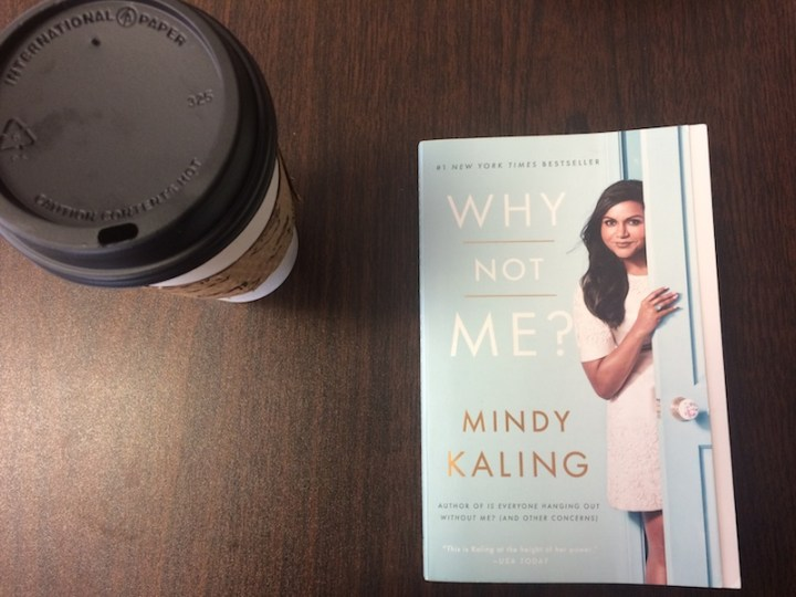 Book Review: Why Not Me?