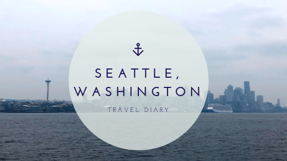 My Trip to Seattle, Washington