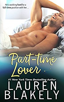 Book Review: Part-Time Lover by Lauren Blakely