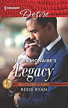 ARC Review: The Billionaire's Legacy by Reese Ryan