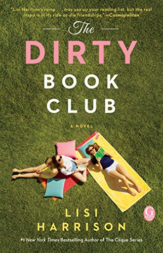 Book Review: The Dirty Book Club by Lisi Harrison