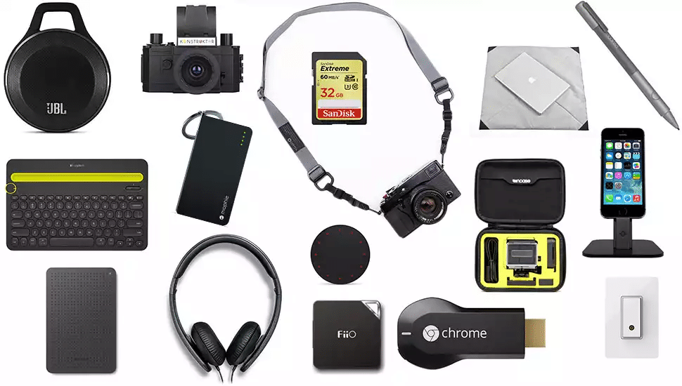 Gadgets pic from internet