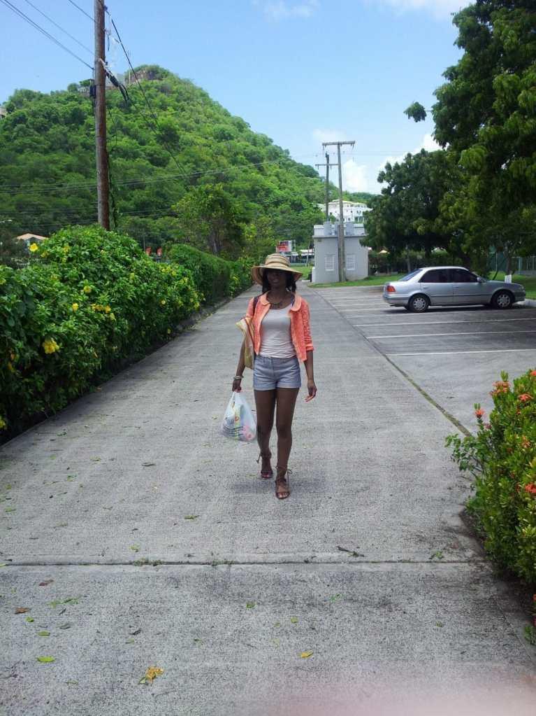 Strolling in Grenada