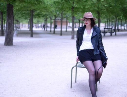 The Librarian Chic, thelibrarianchic, Blog Mode Style Beauté Food. Une aixoise à Paris, une bibliothécaire qui aime la mode. librarian blog, simply a hat