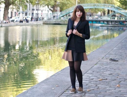 The Librarian Chic, thelibrarianchic, Blog Mode Style Beauté Food. Une aixoise à Paris, une bibliothécaire qui aime la mode. librarian blog, slowly, jupe zara, dentelle et léo