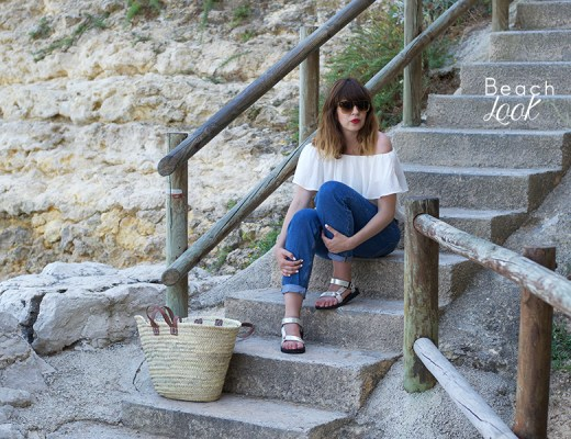 beach look, tea, tea shoes, plage, summer,