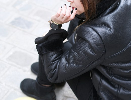 bombardier-zara-bonnet-ugg-froid-polaire-look-black