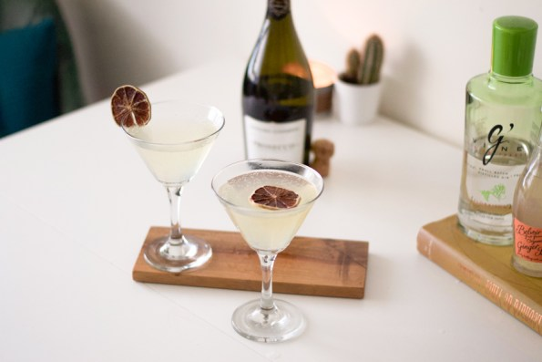 prosecco signore giuseppe, ginger mint, recette, cocktail,