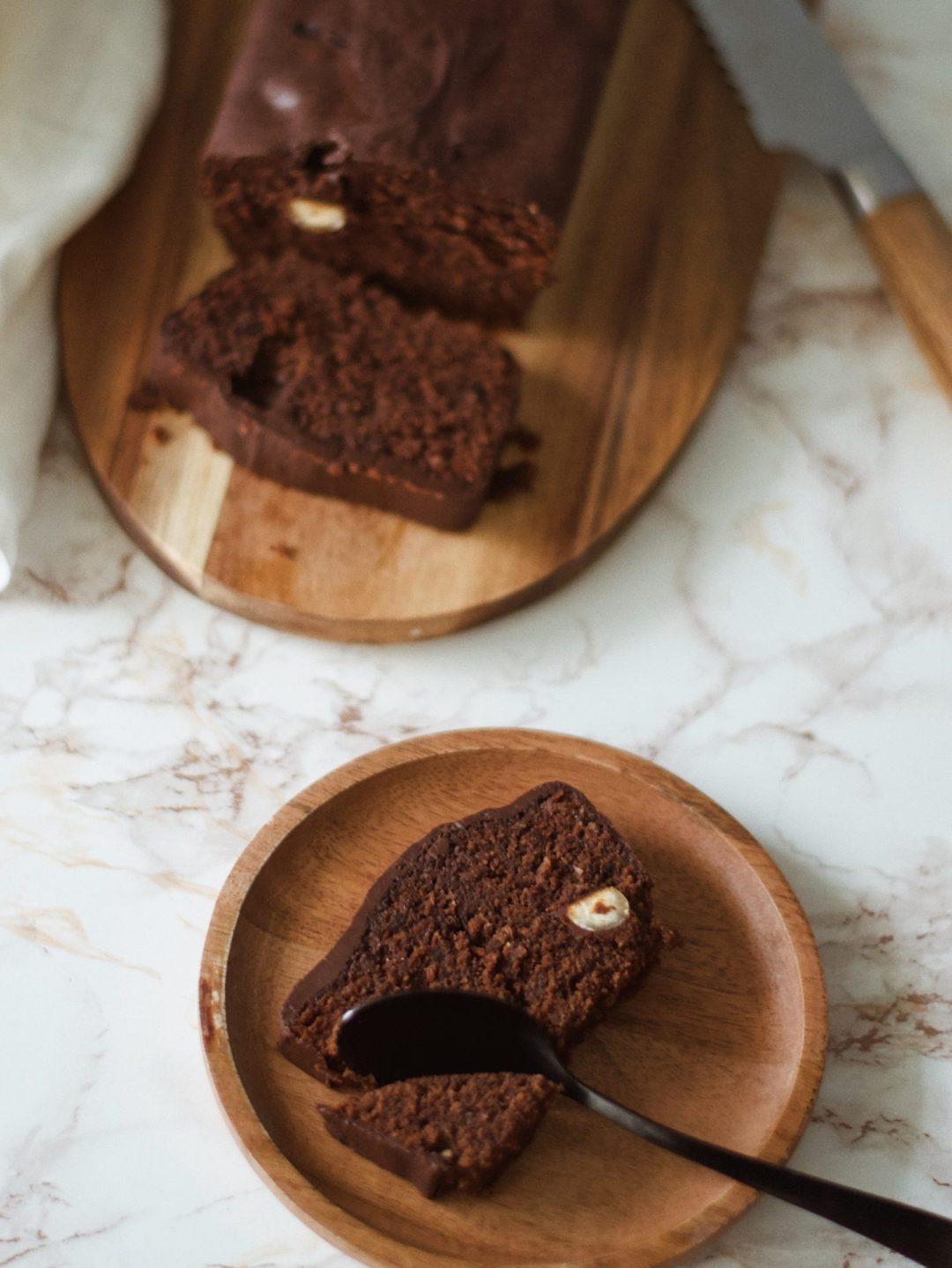 Cake ultra moelleux chocolat