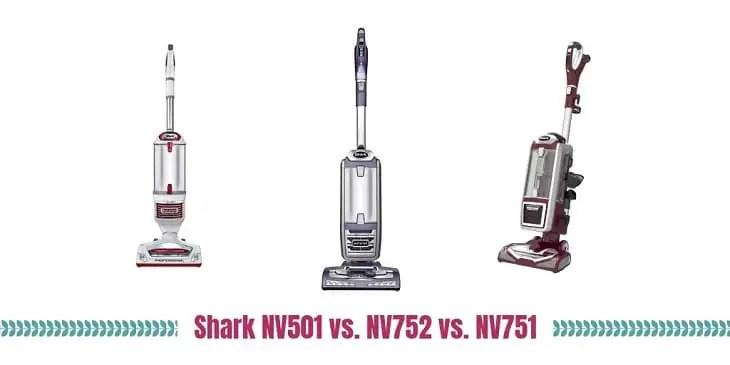 Shark Vacuum Models >> Shark NV501 vs. NV752 vs. NV751 (What Is The Best Upright Vacuum?) - She Loves Best