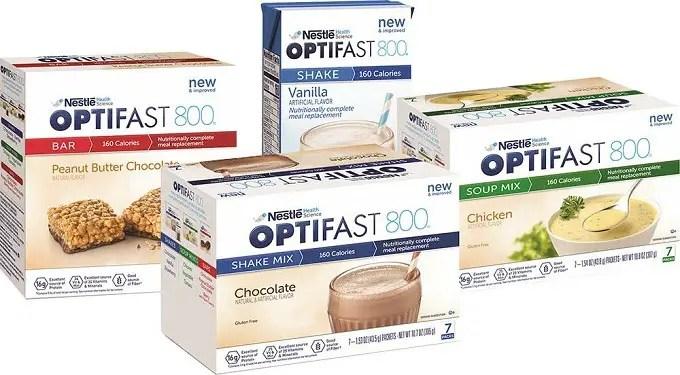 Optifast-vs-Medifast-vs-Wonderslim-vs-Optavia weight-loss-program