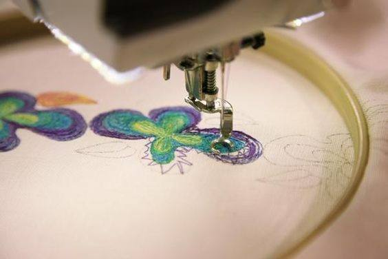 free-motion-embroidery-machine