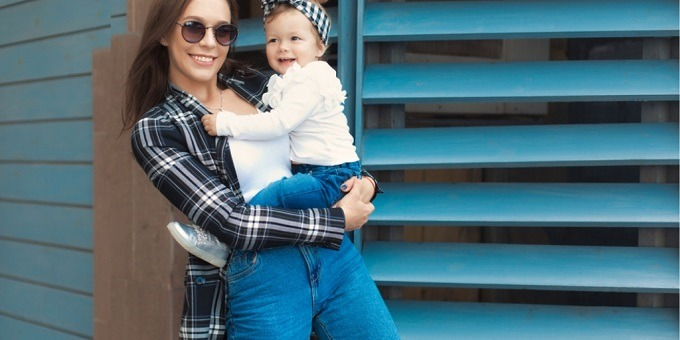 Best Postpartum Jeans