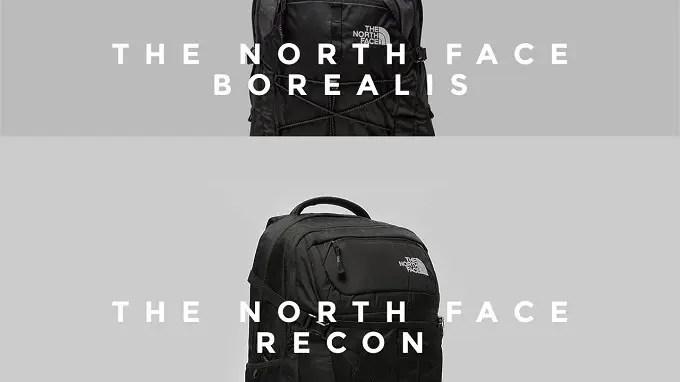 North-Face-Recon-vs-Borealis-vs-North-Face-Jester