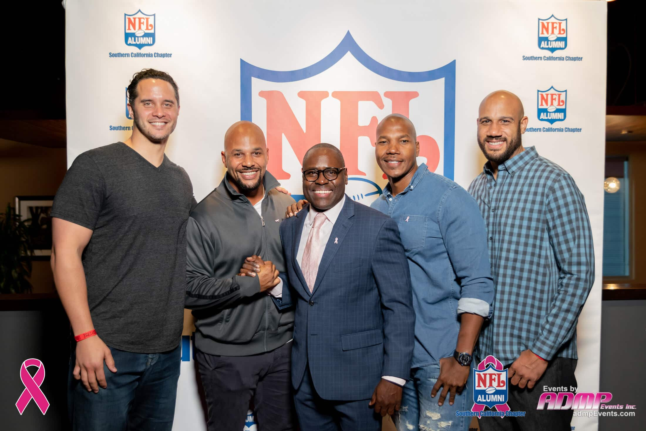 NFL Alumni SoCal Charity Event Series Breast Cancer Event 10-14-19-020