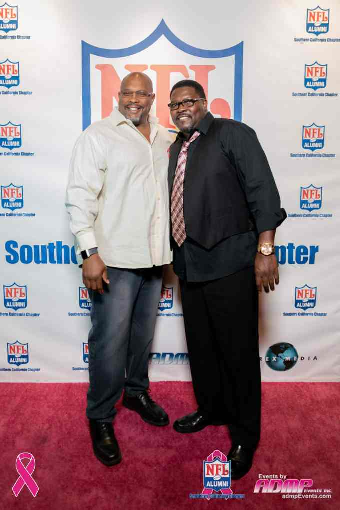 NFL Alumni SoCal Charity Event Series Breast Cancer Event 10-14-19-049