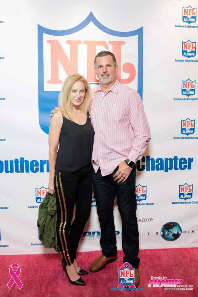 NFL Alumni SoCal Charity Event Series Breast Cancer Event 10-14-19-061