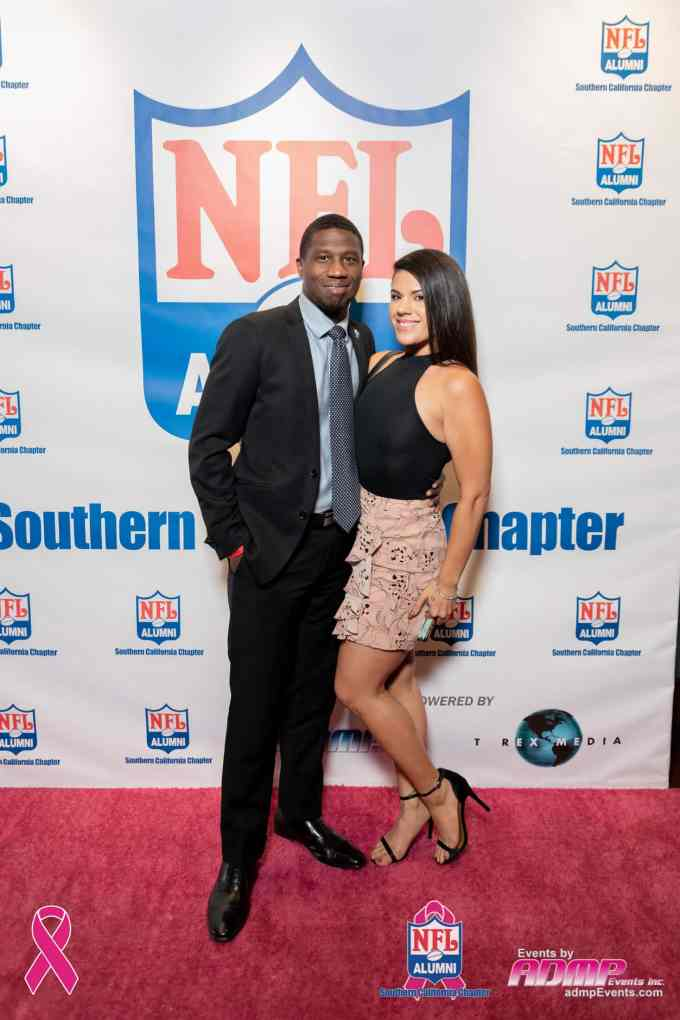 NFL Alumni SoCal Charity Event Series Breast Cancer Event 10-14-19-082