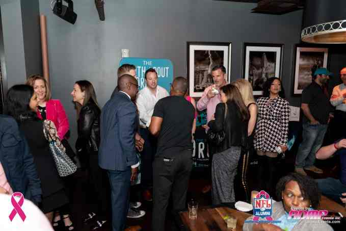 NFL Alumni SoCal Charity Event Series Breast Cancer Event 10-14-19-108